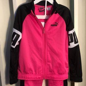 [Brand New] puma sweatsuit 🌸🌷
